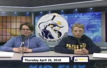 Miner Morning TV, 4-26-18