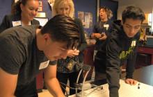 Bowman H.S. Celebrates Grand Opening of STEM Lab