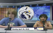 Miner Morning TV, 4-30-18