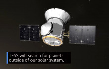 This Week @ NASA: New Planet Hunting Mission