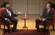 A Conversation with Justice Clarence Thomas