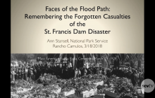 St. Francis Dam Disaster Remembered