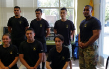 Future Soldiers in the Santa Clarita Valley