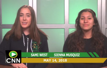 Canyon News Network, 5-14-18   Relay for Life Segment
