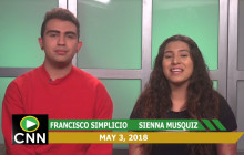 Canyon News Network, 5-3-18 | Senior News