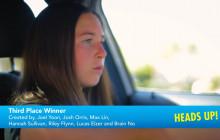 City of Santa Clarita's 'Heads Up' Video Contest   Third Place Winner