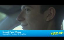City of Santa Clarita's 'Heads Up' Video Contest   Second Place Winner