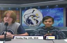 Miner Morning TV, 5-14-18