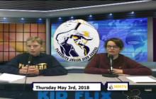 Miner Morning TV, 5-3-18