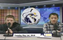 Miner Morning TV, 5-1-18