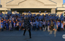 Special Musical Production Celebrates Rosedell Elementary's 50 Years