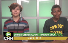 Canyon News Network, 5-8-18 | End of the Year