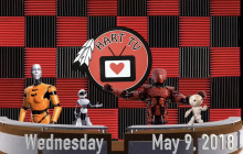Hart TV, 5-9-18 | Totally Not Robots Day