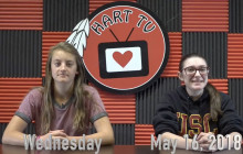 Hart TV, 5-16-18 | National Sea Monkeys Day