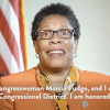 Congresswoman Marcia Fudge (D-OH)