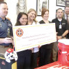 Firehouse Subs Foundation Donates to Henry Mayo, Valencia High, Meadows Elementary