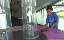 STEM Science Fair, Animatronics Feature