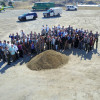Official Groundbreaking of New SCV Sheriff's Station