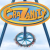 Crazanity at Six Flags Magic Mountain