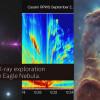 This Week @ NASA: Tracing a Cosmic Phenomenon, Eagle Nebula Exploration