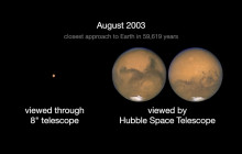 What's Up for July: Mars viewing; Mars opposition