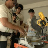 Celebrities Build Homes For Veterans in Santa Clarita