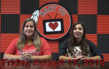 Hart TV, 8-17-18 | Wave at the Security Cameras Day