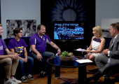 SCV Today Segment: Valencia High School Marching Band