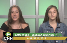 Canyon News Network, 8-16-18   Welcome Back Show