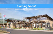 Coming Soon: Canyon Country Community Center