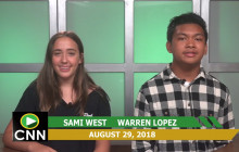 Canyon News Network, 8-29-18 | New Teachers on Campus