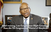 Weekly Democratic Response: Congressman Elijah Cummings, Maryland