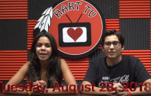 Hart TV, 8-28-18   National Bow Tie Day