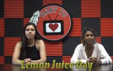 Hart TV, 8-29-18 | Lemon Juice Day