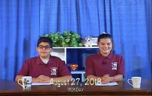 La Mesa Live, 8-27-18