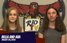 Rio TV, 8-24-18