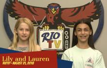Rio TV, 8-21-18