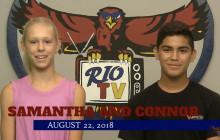 Rio TV, 8-22-18