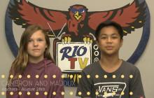 Rio TV, 8-28-18