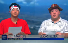 West Ranch TV, 8-22-18 | Upcoming Rally