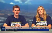 West Ranch TV, 8-24-18 | Fall Sports Segment