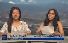 West Ranch TV, 8-28-18 | Youth Vote Segment