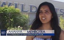 West Ranch TV, 8-29-18 | Leos Club Segment