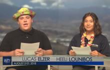 West Ranch TV, 8-31-18 | Crazy Rich Asians Segment