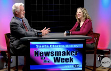 Shannon Vonnegut, City Librarian for Santa Clarita Public Library