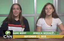 Canyon News Network, 9-11-18 | 9/11 Remembrance
