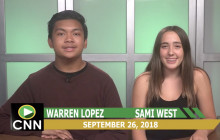 Canyon News Network, 9-26-18 | Counselor Corner