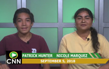 Canyon News Network, 9-5-18 | Homecoming Interview