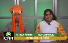 Canyon News Network, 9-20-18 | Senior Spotlight
