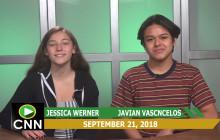 Canyon News Network, 9-21-18 | Homecoming Segment